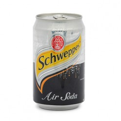 Soda Water Schweppes - Coca Cola 330 ml