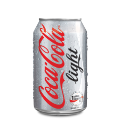 Coca Cola - Light in can 330 ml