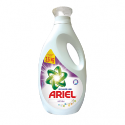 Washing liquid Ariel Color-Care in bottle