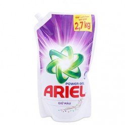 Washing liquid Ariel Color-Care in bag