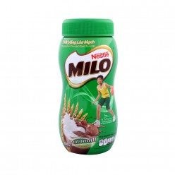 Milo milk powder 400 gr in jar