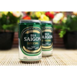 Saigon Special Beer can 330 ml