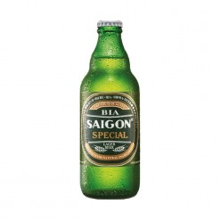Saigon beer 330 ml