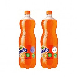 Fanta 1.5 L in PET bottle