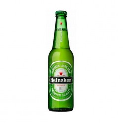 Heineken 330 ml Lager beer