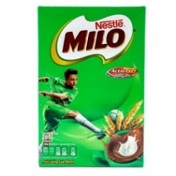 Milo milk powder 285 gr in bag