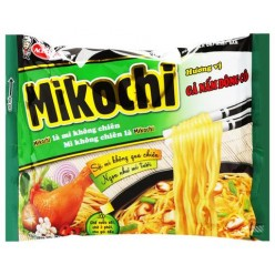 Mikochi instant noodles chicken with mushroom 79 gr