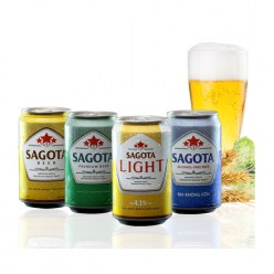 Sagota beer (Vegeterian beer) 330 ml