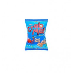 Oishi Snack Sour and Hot Crab 45 gr