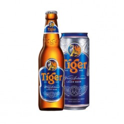 Tiger beer 330 ml